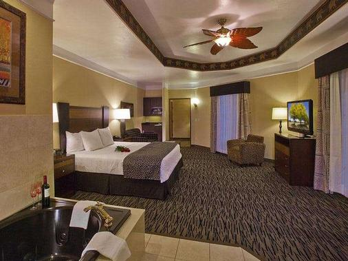 La Quinta Inn & Suites By Wyndham Okc North - Quail Springs - Oklahoma City - Bedroom