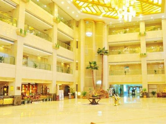 Huaxin International Hotel - Ningbo - Fenghua - Lobby