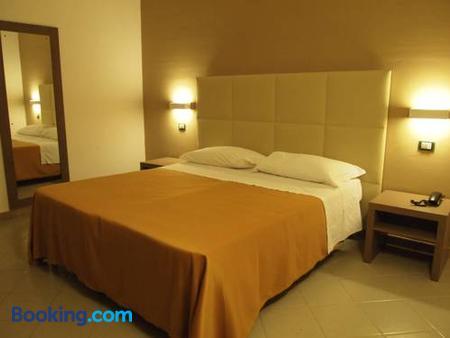 Hotel Moderno - Trapani - Κρεβατοκάμαρα