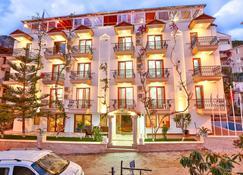 Hotel Kayahan - Kaş - Gebäude