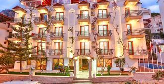 Hotel Kayahan - Kaş - Rakennus