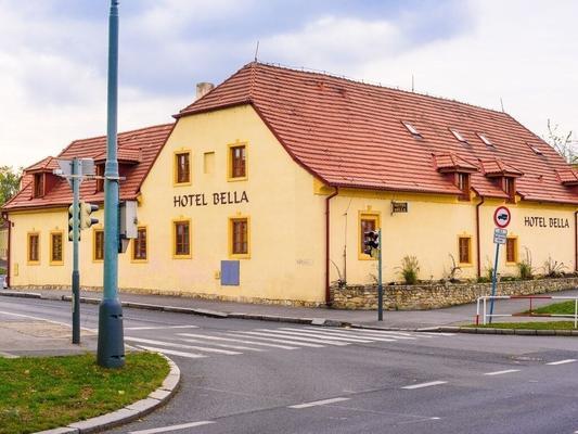 Hotel Bella - Praha (Prague) - Toà nhà