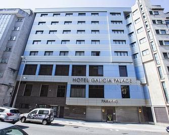 Galicia Palace - Pontevedra - Building