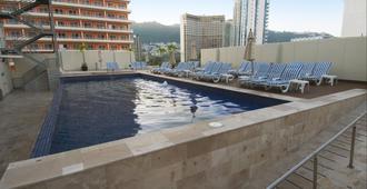 One Acapulco Costera - Acapulco - Piscina