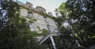 Hi Ottawa Jail Hostel - Ottawa - Edificio