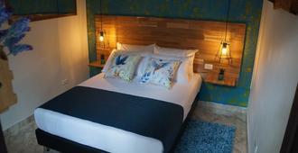 El Jardin De La 10 - เมเดยิน - ห้องนอน