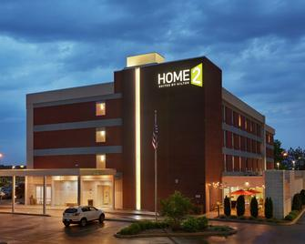 Home2 Suites By Hilton Youngstown - Youngstown - Gebäude