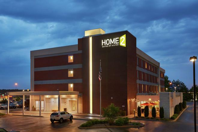 Home2 Suites By Hilton Youngstown - Youngstown - Rakennus