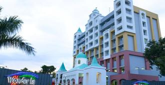 Wonderla Resort - Bengaluru - Building
