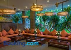 Golden Temple Hotel - Siem Reap - Lounge