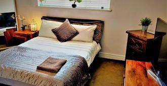 Freemantle Solent Lodge - Σαουθάμπτον - Κρεβατοκάμαρα