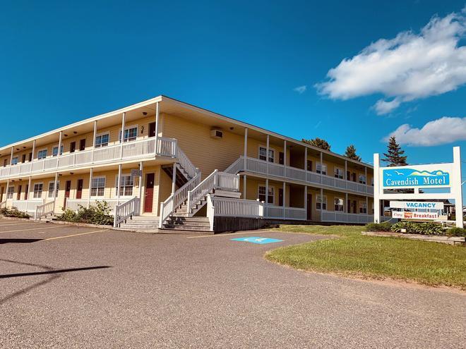 The Cavendish Motel - Cavendish - Building
