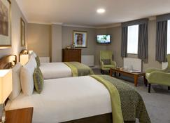 The Royal Hotel and Leisure Centre - Bray - Schlafzimmer