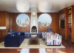 The Maritime Hotel - New York - Obývací pokoj