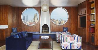 The Maritime Hotel - ניו יורק - סלון