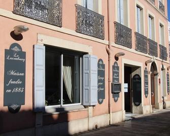 Hôtel Le Luxembourg - Moissac - Gebouw