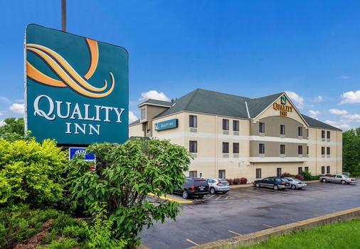 Quality Inn I-70 Near Kansas Speedway - Kansas City - Rakennus