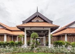 Rumah Rehat Kerajaan Negeri Pangkor - Pangkor - Edificio