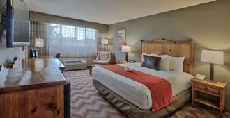 Best Western Plus Rio Grande Inn - אלבקורקי - חדר שינה