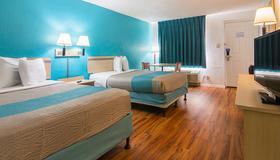 Motel 6 Ocala Conference Center - Ocala - Bedroom