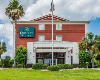 Quality Suites Downtown Convention Center - Lake Charles - Edificio