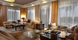 Grand Rotana Resort & Spa - Sharm el-Sheikh - Living room