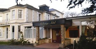 Anchorage Hotel - Torquay - Building