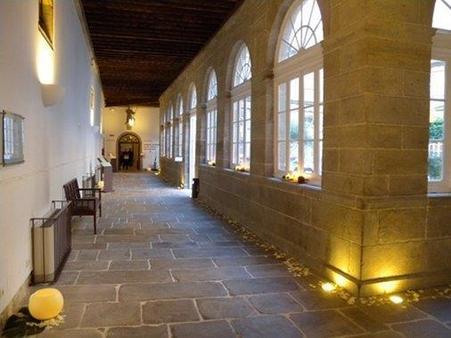 San Francisco Hotel Monumento - Santiago de Compostela - Hallway