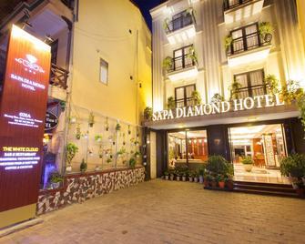 Sapa Diamond Hotel - Lào Cai - Gebäude