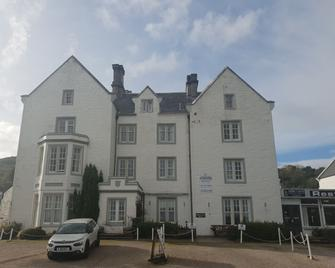 The Grey Gull Hotel - Lochgilphead - Building
