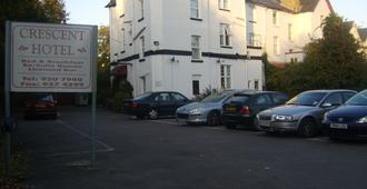 Crescent Hotel - Reading - Vista del exterior