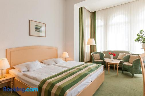 Hotel Villa Auguste Viktoria - Heringsdorf - Schlafzimmer