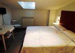 Hostel Soria - Soria - Makuuhuone