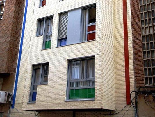 Hostel Soria - Soria - Rakennus