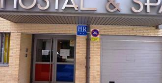 Hostel Soria - Soria - Dış görünüm