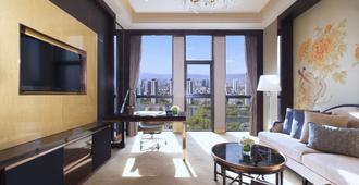 Wanda Vista Taiyuan - Taiyuan - Living room