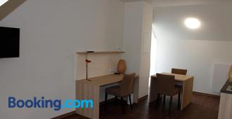 Prime 20 Serviced Apartments - Fráncfort - Sala de estar