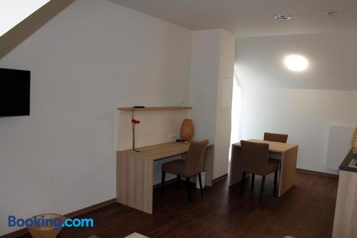 Prime 20 Serviced Apartments - Frankfurt am Main - Living room