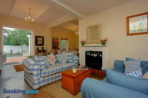 Morningside Cottage - Cape Town - Phòng khách