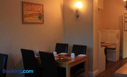 Desota House Bed And Breakfast - Galway - Dining room