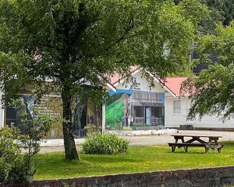 Mountain View Motel - Queenstown - Patio