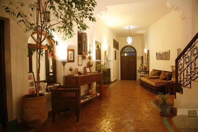 Dar Manara - Asilah - Lobby