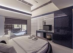 ホテル デ コカ - スコピエ - バスルーム