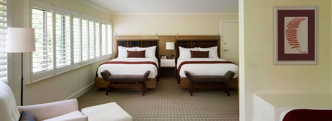 Topnotch Resort - Stowe - Bedroom