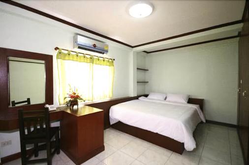 Amarin Inn - Bangkok - Bedroom