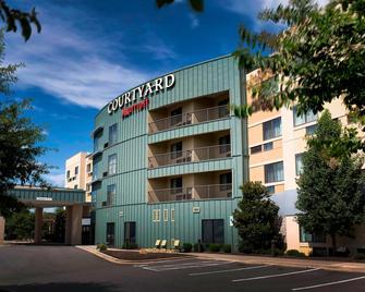 Courtyard Statesville Mooresville/Lake Norman - Стейтсвилль - Здание