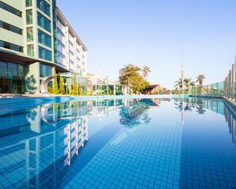 Thermas Resort Walter World - Poços de Caldas - Pool