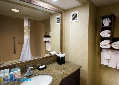 Hampton Inn & Suites Fort Myers Beach/Sanibel Gateway, FL - Fort Myers Beach - Bathroom