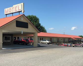 Mccaig Motel - Lincoln - Building