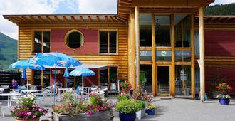 Shima-Davos - דאבוס - בניין